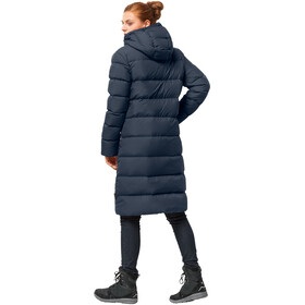 Jack Wolfskin Crystal Palace Coat Damen midnight blue